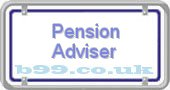 pension-adviser.b99.co.uk